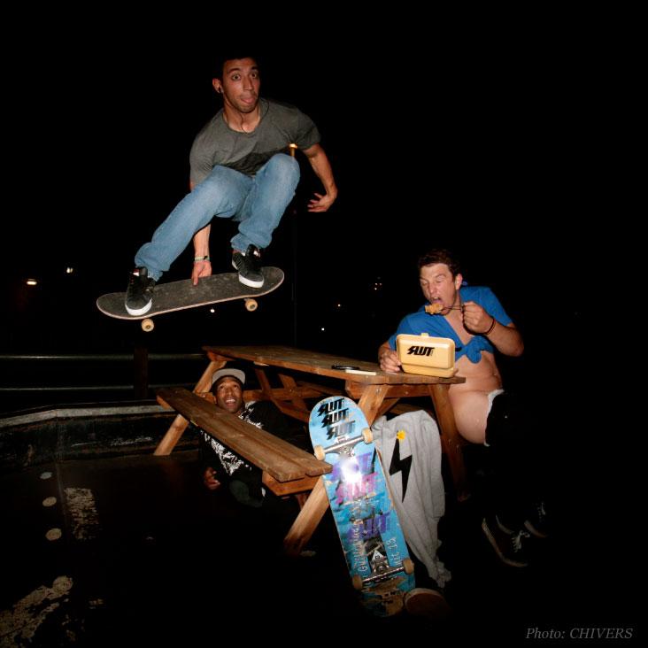 Darren Goldsworthy - Skater - Cornwall
