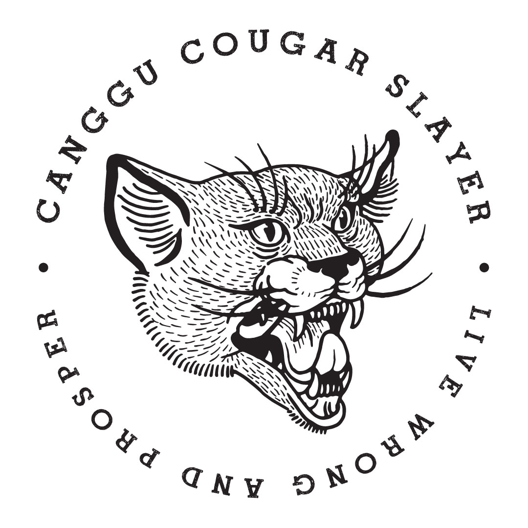 CANGGU COUGAR SLAYER FRONT