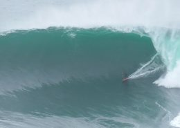 PATCH WILSON CLIFFS OF MOHER PADDLE BOMB